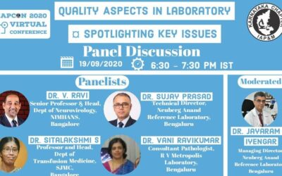 SEPTEMBER 2020: REPORT on Panel Discussion as a part of KAPCON 2020 Virtual Conference: Saturday, September 19, 2020